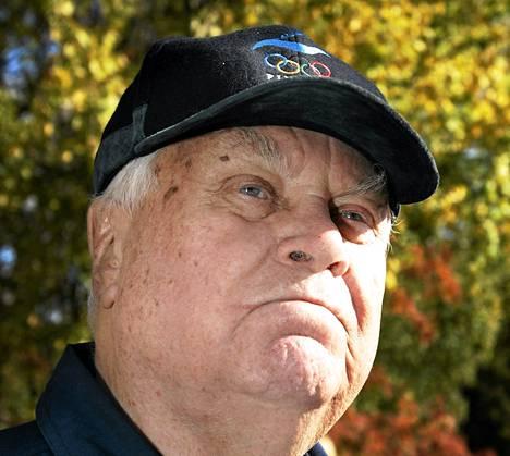 Nisse Hagman kuoli 18. marraskuuta Helsingissä. Kuva on vuodelta 2008.