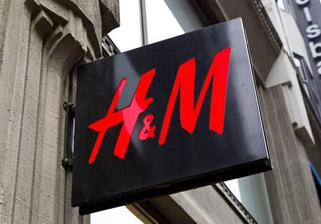 Aleksanterinkadun H&M -liike sulkee ovensa.
