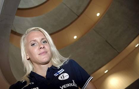 Sandra Eriksson kertoo olevansa valmistautunut juoksemaan millä tahansa taktiikalla, ja hän on valmis taistelemaan mitaleista.