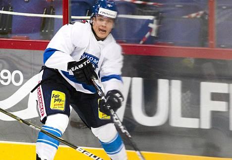 Mikael Granlundin paikka maajoukkueessa on taas laidassa.