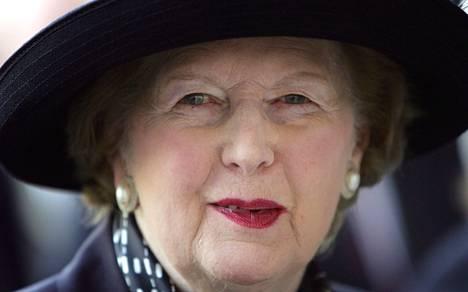 Margaret Thatcher 1925 - 2013