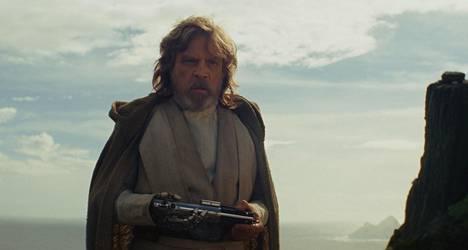 Mark Hamill tunnetaan etenkin roolistaan Star Wars -elokuvien Luke Skywalkerina.