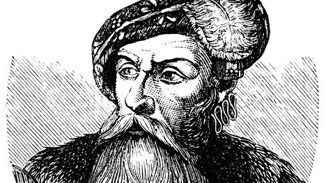 December 20, 2017: Gustav I, born Gustav Eriksson of the Vasa noble family and later known as Gustav Vasa, 1496 - 1560. King of Sweden. From Ward and Lock's Illustrated History of the World, published c.1882. (Credit Image: © Ken Welsh/Design Pics via ZUMA Wire)