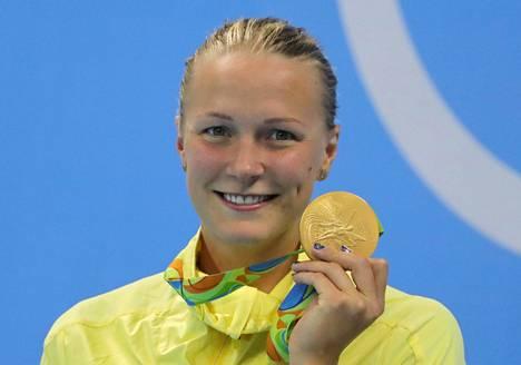 Ruotsin uintitähti Sarah Sjöström voitti Rio de Janeirossa olympiakultaa 100 metrin perhosuinnissa. 27-vuotias Sjöström ei näillä näkymin voi puolustaa matkan olympiakultaa Tokiossa.