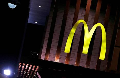 McDonald'sin tiedotteen mukaan ravintola arvioi uudelleen siivouskäytäntönsä.