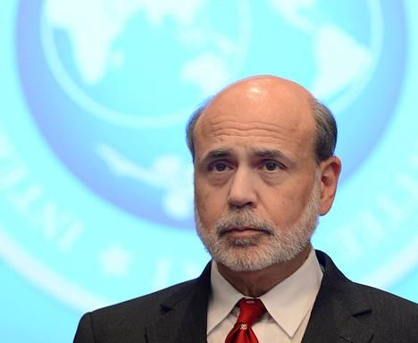 Yhdysvaltojen keskuspankin pääjohtaja Ben Bernanke muistutti sunnuntaina, että Yhdysvaltojen talouskasvu on tärkeää maailmantalouden kannalta.<BR/>