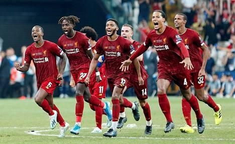 Liverpool Pelaajat
