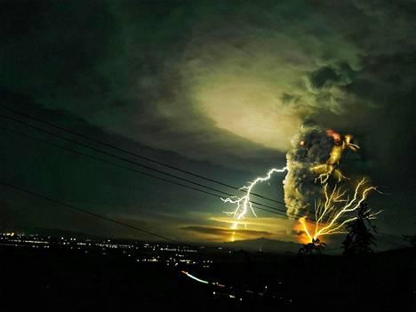 Tulivuorissa piileksii mahtavia voimia.