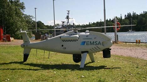 Länsi-Suomen merivartiostolla on käytössä loppukesän ja alkusyksyn ajan Euroopan meriturvallisuusvirastolta (EMSA) Rajavartiolaitoksen käyttöön saatu miehittämätön ilma-alusjärjestelmä (RPAS).