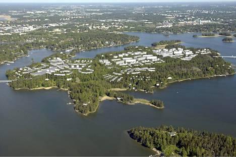 Helsinki on suunnitellut Vartiosaareen asuntoja 5000–7000 asukkaalle.