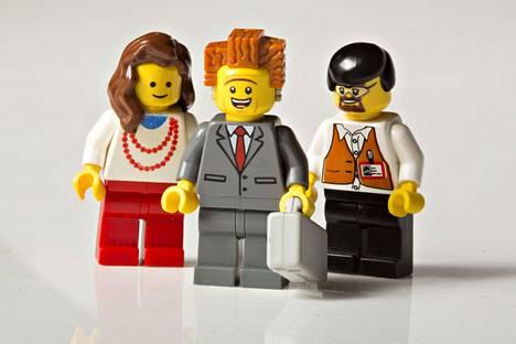 Legon hahmoja.