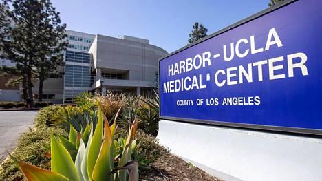 Tiger Woods leikattiin Harbor-UCLA-sairaalassa.