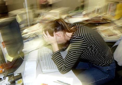 Väsymys kroonistuu nopeasti, ja siitä tulee uusi normi.