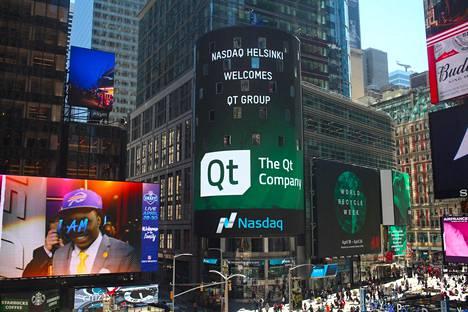 It-yhtiö Qt Group on ollut viime aikoina yksi Helsingin pörssin nopeimmin kasvavia yhtiöitä.