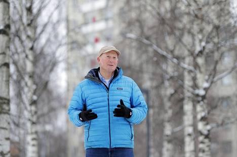 Jeff Welker on kiertänyt työkseen jäänmurtajilla pohjoisen napaseudun meriä. Joskus jääkarhut ovat tulleet hyvin lähelle alusta.