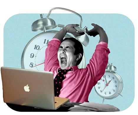 THL:n tutkimusprofessorin Timo Partosen mukaan syysväsymys onkin usein vain tavallista univajetta. Siihen havahdutaan, kun sisäinen kello alkaa jätättää pimeän takia.