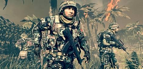 Kiinan armeija on auttanut tekemään peliä, jossa Kiina ja Japani taistelevat Kiinanmeren kiistelyistä saarista. Peli julkistettiin torstaina.
