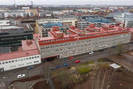 Helsingin Kaapelitehdas Laajenee Vallilaan Kaupunki Hs Fi
