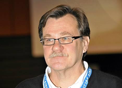 Ilkka Tiilikainen vuonna 2012.