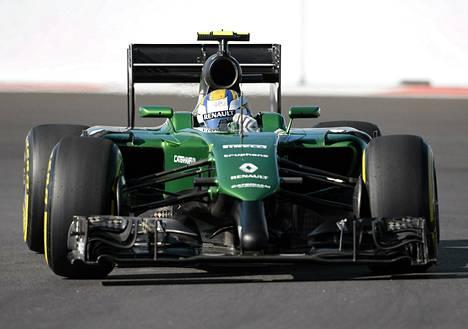 Sveitsiläislehti Blickin mukaan ruotsalainen Marcus Ericsson, 24, siirtyy ensi kaudella Caterhamista Sauber-tallin rattiin.