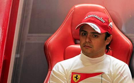 Felipe Massa ei jatka Ferrari-tallissa tämän kauden jälkeen.