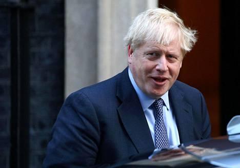 """""""Olen luottavainen sen suhteen, että saamme [brexit]-prosessin päätökseensä lokakuun 31. päivään mennessä"""", Boris Johnson kirjoitti toisessa kirjeessään."""