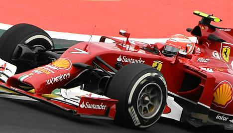 Kimi Räikkönen tavoittelee Brasiliassa kauden parasta aika-ajosijoitustaan.