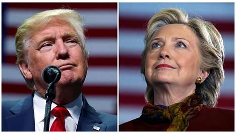 Lopullisten tulosten mukaan vaalit hävinnyt demokraattiehdokas Hillary Clinton sai lähes 2,9 miljoonaa ääntä enemmän kuin kilpakumppaninsa Donald Trump, josta tulee Yhdysvaltain seuraava presidentti.