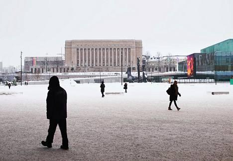 Suuri osa suomalaisista toivoo hallituksen nostavan ilmastonmuutoksen kärkiteemaksi.
