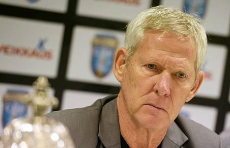 FC Interin Job Dragtsma oli vuonna 2013 Veikkausliigan parhaiten palkattu valmentaja.