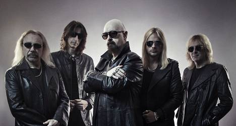 Judas Priest nähdään kesäkuun alussa Tuska-festivaalin ennakkokeikalla Helsingissä.