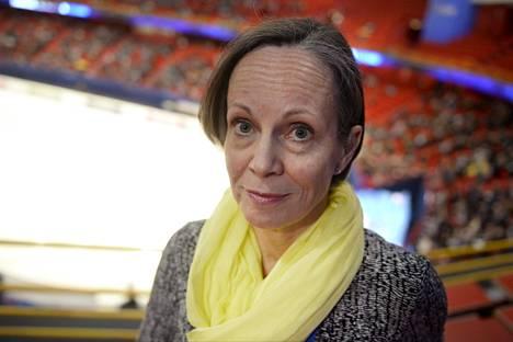 Taitoluisteliiton puheenjohtaja Laura Raitio vahvisti, että liitto on saanut HSK:lta vaaditun raportin.