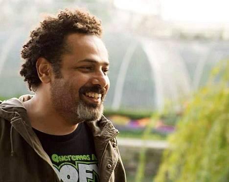Egyptiläinen blogaaja, toimittaja ja ihmisoikeusaktivisti Wael Abbas.