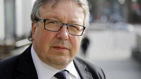 Jyrki Mattila aloitti Hyvinkään kaupunginjohtajana vuoden 2016 alusta.
