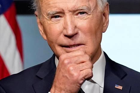 Ilmastonmuutos oli yksi Yhdysvaltain presidentin Joe Bidenin vaalikampanjan pääteemoista.