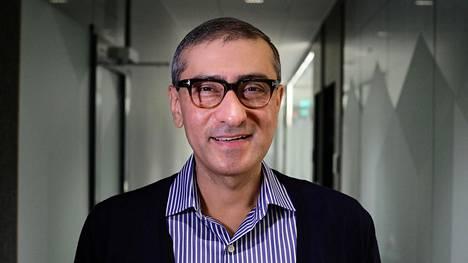 Nokian entinen toimitusjohtaja Rajeev Suri on nimitetty satelliittiyhtiö Inmarsatin toimitusjohtajaksi. Hän aloittaa tehtävässä maaliskuussa.