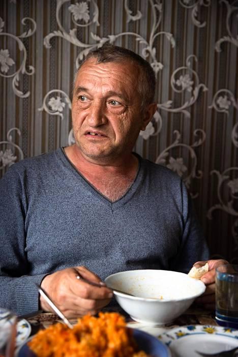 Kaivosmies Anatoli Grigorjevitš ei luota Ukrainan eikä Venäjän johtoon.