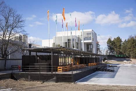 Espoon Kulttuurikeskus Tapiolassa