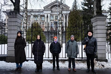 Milana Novokmet (vas.), Anna Sevostjanova, Kai Nordfors, Vladimir Gelman ja Pavel Petrov kaipaavat muutosta Venäjän hallintojärjestelmään.
