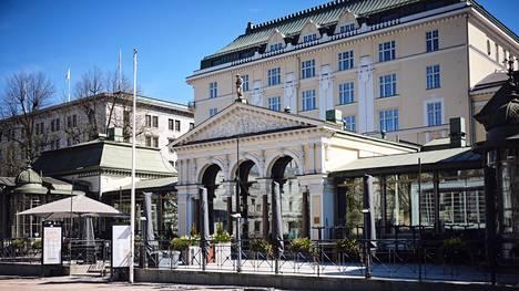 Helsingin kaupunki suunnittelee ravintola Kappelin rakennuksen myymistä.