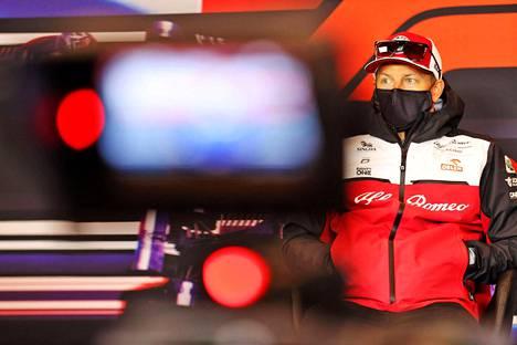 Kimi Räikkönen on ilman MM-pisteitä F1-sarjassa.
