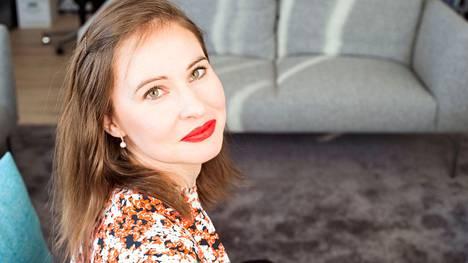 Keskuskauppakamarin johtava veroasiantuntija Emmiliina Kujanpää