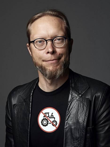 Betoniporsas on Mikko-Pekka Heikkisen neljäs romaani.