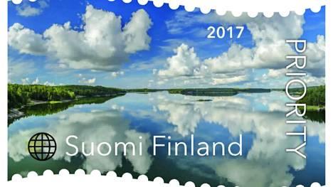 Maailman kauneimmaksi vuonna 2018 valittu postimerkki on Stiina Hovin suunnittelema. Pohjana on Jari Hakalan valokuva.