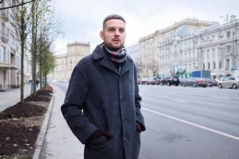 """""""Moskova on muuttunut täysin. Kaupungista on ryhdytty rakentamaan asukkailleen viihtyisää"""", Erkka Mikkonen sanoo. """"Ehkä henkisellä tasolla ollaan menty toiseen suuntaan."""""""