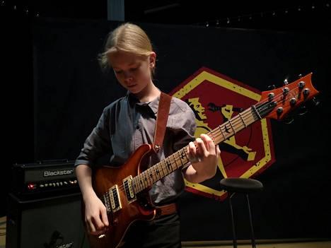 Juho Ranta-Maunuksen tähtäimessä on ammattimuusikon ura.