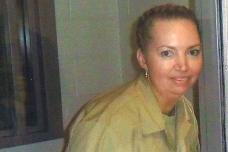 Edellisen kerran Lisa Montgomeryn kuolemanrangaistuksen täytäntöönpano lykkääntyi loppusyksyllä. Montgomery edustajiensa julkaisemassa kuvassa, jota ei ole päivätty.