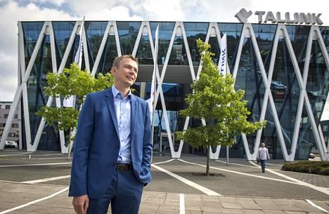 Toimitusjohtaja Janek Stalmeister uskoo, että matkustajamäärät kasvavat nykyisillä linjoilla ja lähdöillä.