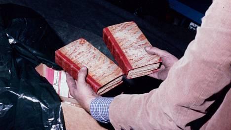 Pommi-iskut saattavat liittyä mormonikirkon vanhoihin kirjallisiin dokumentteihin.