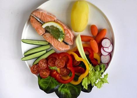 Intuitiivisen ruokavalion ajatuksena on syödä sitä ruokaa mitä tarvitsemme, juuri sen verran kuin tarvitsemme.
